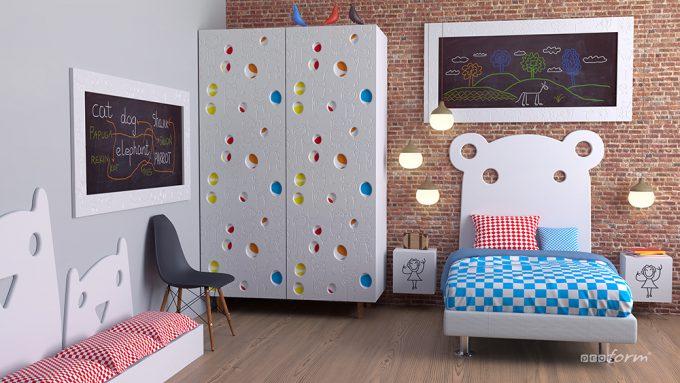 łóżeczko dziecięce Hippo