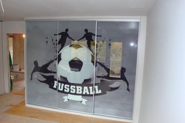 szafa dla piłkarza